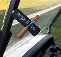 Stogie Stow - Cigar Holder - Magnetic Mount