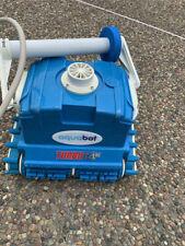 Aquabot ABTURT4R3 T4RC Plus Robotic Pool Cleaner 2018 model Used