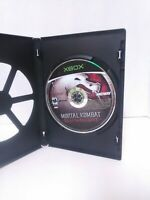 Mortal Kombat: Deadly Alliance (Microsoft Xbox, 2002) - DISC ONLY Tested