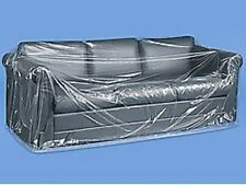 100 Roll Plastic Sofa Cover for Storage Paint Painting Remodeling Moving Hauling