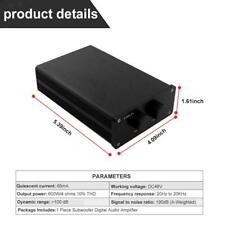 Subwoofer Leistungsverstärker Stereo HiFi Class D Digital Audio Verstärker