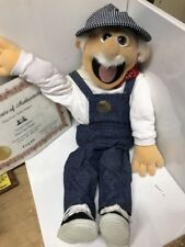 Vista Scenic Hobby Products Diesel Dan Puppet By Ken Sowman #2 Of 500