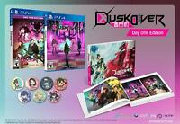 Dusk Diver Day One Edition PlayStation 4, PS4 Brand New Factory Sealed