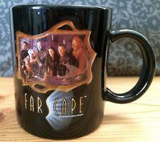 Farscape Ceramic Coffee Mug Ben Browder Claudia Black Gigi Edgley Jim Henson