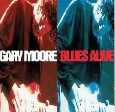 CD - GARY MOORE - Blues Alive