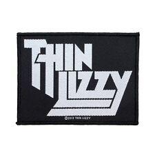 Thin Lizzy Rock Band Logo Irish Blues Metal Merchandise Sew On Applique Patch