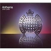 VARIOUS - MINISTRY OF SOUND ANTHEMS 1991-2208 - 3CD BOX SET (FREE UK POST)