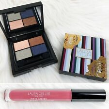 LAURA GELLER First Bloom Eyeshadow & Liquid Lipstick Fifty Kisses in Royal Kiss