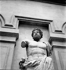 ART GREC - Statues Sculptures Bustes Grèce - 10 Négatifs 6 x 6 - GRE 182