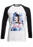 Melanie Martinez Cry Baby Men Women Long Short Sleeve Baseball T Shirt 183E