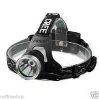 5000 Lm COOL XM-L XML T6 LED 18650 Headlamp Headlight Flashlight Head Light Lamp