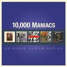 Original Album Series [Box] by 10,000 Maniacs (CD, Feb-2013, 5 Discs, Rhino (Lab