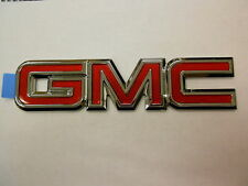 GMC GM OEM 99-07 Sierra 1500 Bed / Fender-Emblem Badge Nameplate 22884137