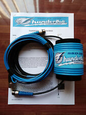 Hawkins-Radio Thunderbolt SSD58+ 5/8th Wave 10-12M CB Portable Antenna SOTA IOTA