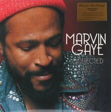 Collected  Marvin Gaye Vinyl Record