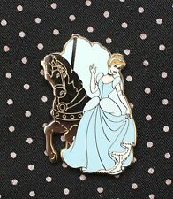 Disney Pin Cinderella Prince Charming Carousel Chaser Attraction Vehicles