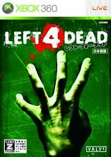 USED Left 4 Dead japan import Xbox 360