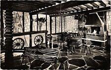 """CPA  """"La Forge"""" -Bar -Bowling -Décor Typiquement Normand -Pont-Audemer  (297132)"""