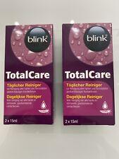 Abbott LIQUIDI PER LENTI A CONTATTO Blink Totalcare 15ml 2pz Detergente Promo
