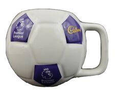 Cadbury Premier League Soccer Coffee Mug Cup Ceramic Rare Tea Drink