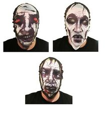 BAS Masque Halloween Horreur Mal Trick or Treat Fête Effrayant Décoration