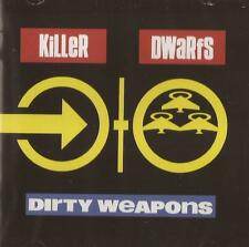 Killer Dwarfs - Dirty Weapons (CD 2012) NEW/SEALED