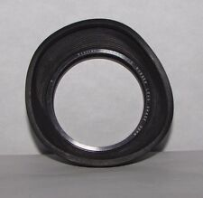 Used Vivitar 52mm Rubber Lens Hood B20356