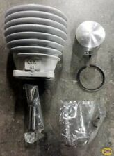 Cylindre Complet Alu Ø41 - 3 Transferts & Piston Préparé Solex Compétition 3800