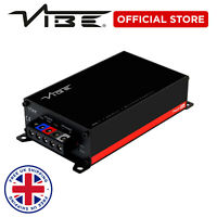 VIBE Powerbox Bass Amplifier 800W Micro - Black