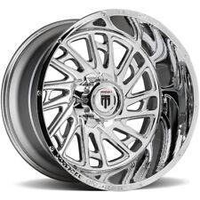 """4-American Truxx AT1905 Blade 20x10 8x180 -24mm Chrome Wheels Rims 20"""" Inch"""