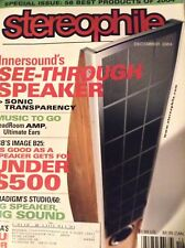 Stereophile Magazine Innersound's See-Through Speaker December 2004 021618nonrh