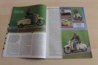 Oldtimer Praxis 1057) DKW Hobby mit 3PS im Fahrbericht auf 4 Seiten