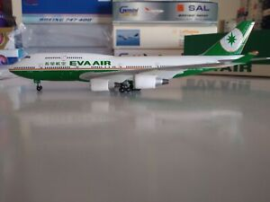 Jet-X EVA Air Boeing 747-400 1:400 B-16401 JX064