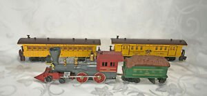 Lionel Post War The General 1862 With Tender & Passenger Cars