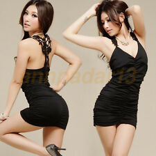 Sexy Women Costumes Cosplay Uniform Lingerie Fancy Dress nightclub Bodysuit
