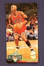 1993-94 Fleer NBA Jam Session #33 Michael Jordan EX