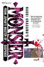 Naoki Urasawa's Monster, Vol. 4, Naoki Urasawa, Good Book