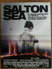 Affiche SALTON SEA D.J.CARUSO Val KILMER Vincent D'ONOFRIO Tatouage  40x60cm