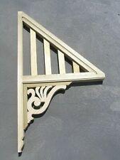 Wooden Verandah Bracket / Window Awning Bracket /Canopy- 1000mmH x 580mmW x 66mm