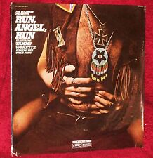 OST LP  RUN, ANGEL, RUN  STU PHILLIPS TAMMY WYNETTE 1969 EPIC SEALED BIKER FLICK