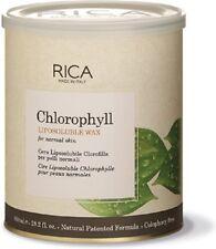 Cera depilazione liposolubile clorofilla per pelli normali 800 ml Rica