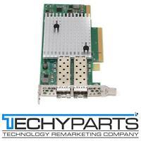 SolarFlare SFN7002F SFP+ Dual-Port 10GbE Flareon PCIe 3.0 Server I/O Adapter SFF