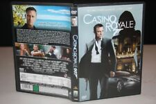 CASINO ROYALE 007 JAMES BOND mit Daniel Craig - DVD FSK 12