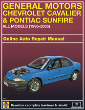 Read book gm chevrolet cavalier pontiac sunfire 9500 haynes.