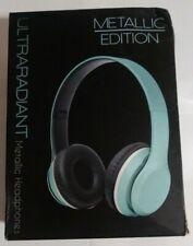 Metallic Ultraradiant Headphones ocean green