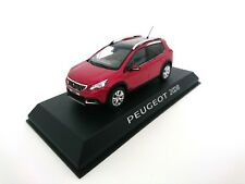 Peugeot 2008 Mi-Vie 2016 - 1:43 NOREV DIECAST MODEL CAR DEALER PACK 4798461