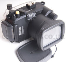 Underwater Housing for Sony NEX-6 18-55mm Scuba Diving waterproof hard case nex6