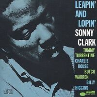 Leapin' and Lopin' by Sonny Clark (CD, Sep-1988, Blue Note (Label))  10
