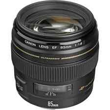 Canon EF 2519A003 85mm F/1.8 USM Lens