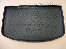 Original Nissan Micra 2013- Suave Flexible maletero / MALETERO FORRO ke9651h5s0